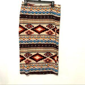 Sans Souci XL Aztec Boho Southwest